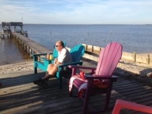 Pier at Bay Breeze - Gulf