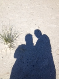 Shadowy images...
