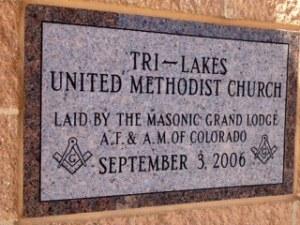Church on Sunday July 20, 2014 - Monument, CO