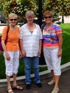 Sharon, Kim & Kay
